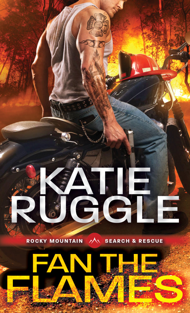 Rocky Mountain Search & Rescue Series Book #2: <i>Fan the Flames</i>