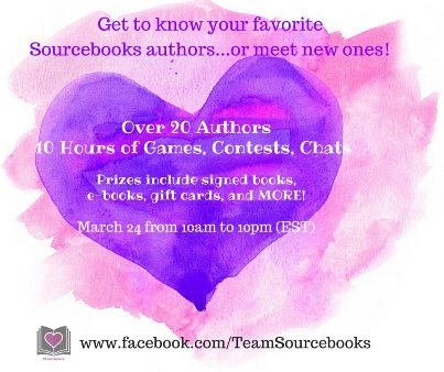 TeamSourcebooks Facebook Launch